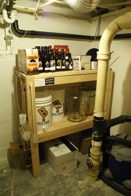 The Brew Shelf